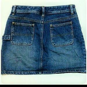 Old Navy Skirts - Misses Old Navy Denim Mini-Skirt Size 2